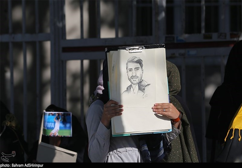 اردبیل| مراسم استقبال از کریم انصاریفرد به روایت تصویر