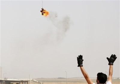 فلسطینیون یطلقون بالونات حارقة باتجاه المستوطنات المحاذیة لغزة