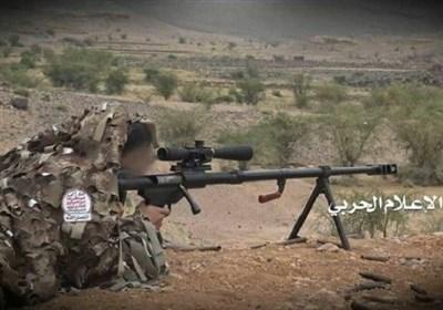Yemeni Snipers Inflict Losses on Saudi Troops in Jizan