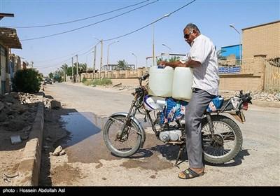 بحران آب - آبادان