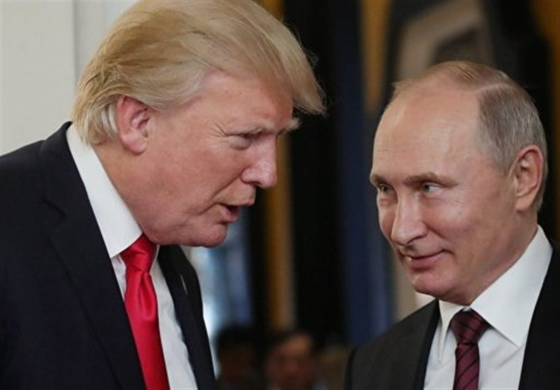 ڈونلڈ ٹرمپ کی روسی ہم منصب کو دورہ امریکہ کی دعوت