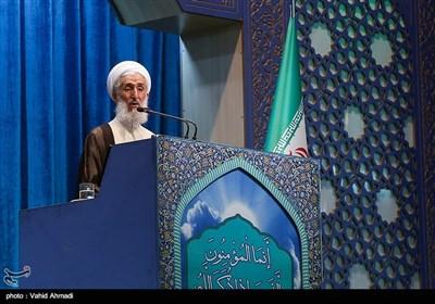 خطیب جمعة طهران ینتقد الانضمام الى مجموعة العمل المالی لأنها ستؤدی الى حظر ذاتی على البلاد