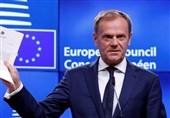 رئیس شورای اروپا: موفق دانستن توافق مهاجرتی هنوز زود است