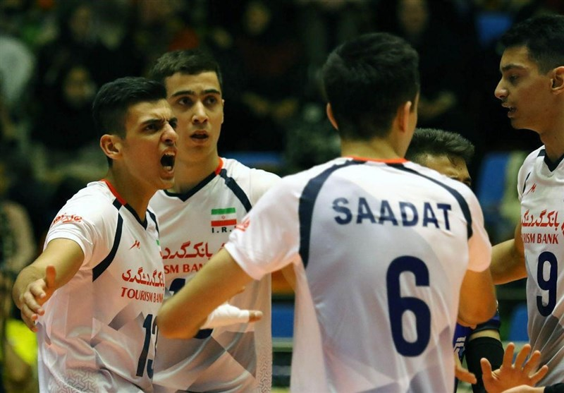 Iran U-19 Wants to Defend Title at World Championship: FIVB