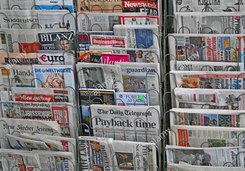"""الصحافة الأجنبیة: البوارج الحربیة تحتشد فی المتوسط.. و""""ظریف"""" فی أنقرة"""