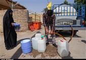 تهیه 100 مخزن آب برای مردم خرمشهر توسط ستاد اجرایی فرمان امام(ره)