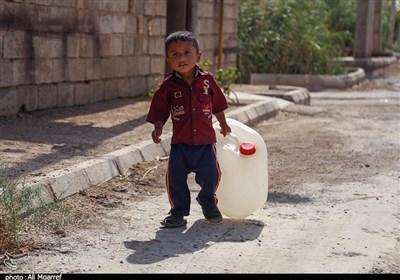 شرق هرمزگان گرفتار بحران کمآبی و کرونا / بحران آب لیردف چه زمانی تمام میشود؟