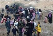 عودة دفعة جدیدة من اللاجئین السوریین إلى بلدة قارّة فی القلمون