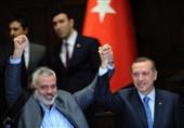 هشدار سه کشور عربی به اسرائیل در مورد نفوذ اردوغان در فلسطین