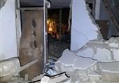 تخریب شدن منزل مسکونی پس از انفجار مهیب + تصاویر
