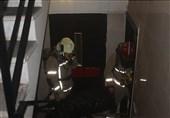 آتشسوزی در سونای خشک 7 نفر را گرفتار کرد + تصاویر
