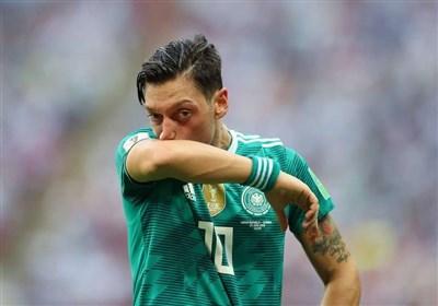 اتحادیه فوتبال آلمان: متأسفیم که اوزیل احساس می کند از او حمایت نکرده ایم