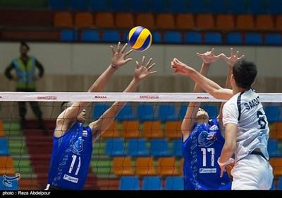 مسابقات والیبال قهرمانی نوجوانان آسیا - تبریز