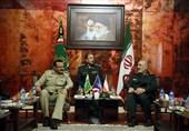 """""""اعلام آمادگی سپاه پاسداران برای """"انتقال تجریبات امنیتی"""" به پاکستان"""