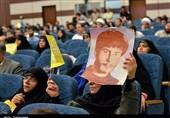 اهواز| حماسهخوانی هنرمندان انقلابیدر شب شعر و موسیقی