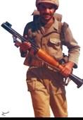 روایت سرباز نمونه ارتش که فرمانده گردان شهید دانش شد+تصاویر