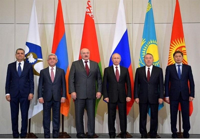 تجارت ایران با 5 کشور اوراسیا تسهیل می شود