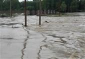 سیل در مازندران| از لغو پروازهای فرودگاه ساری تا تشکیل ستاد مدیریت بحران سیلاب در نکا