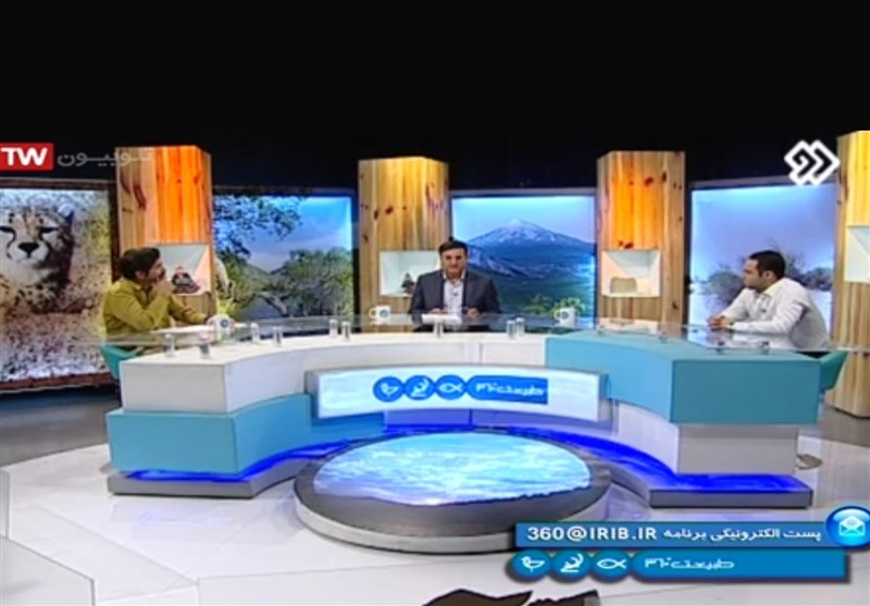در حاشیه یک گفتوگوی تلویزیونی با موضوع شکار مجاز
