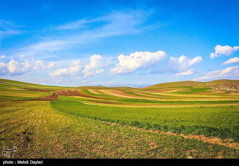 کجای ایران در روزهای گرم تابستان امسال باران بارید؟