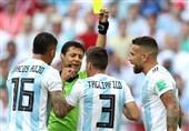 جام جهانی 2018| سلیمانی: فغانی درگیری آخر بازی آرژانتین و فرانسه را بهخوبی مدیریت کرد/ منصوری آفساید را مطابق مقررات فیفا اعلام میکند