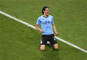 World Cup: Cavani Fires La Celeste Past European Champions