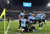 جام جهانی 2018| اروگوئه با حذف پرتغال حریف فرانسه شد/ رونالدو هم بعد از مسی از جام خداحافظی کرد