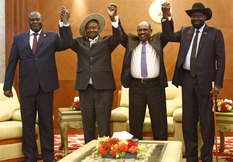 شلل فی اتفاق تقاسم السلطة جنوب السودان
