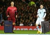 جام جهانی 2018|خداحافظی مسی و رونالدو و صندلی ذخیره شده برای نیمار/ وداع زودهنگام مالکان توپ طلا با جام 21