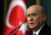 مخالفت باغچلی با مذاکره بین ترکیه و سوریه