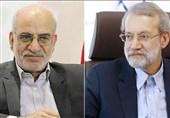 دیدار استاندار تهران با لاریجانی