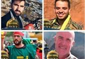 شهدای مقاومت لبنان در ماه گذشته چه کسانی بودند؟+تصاویر