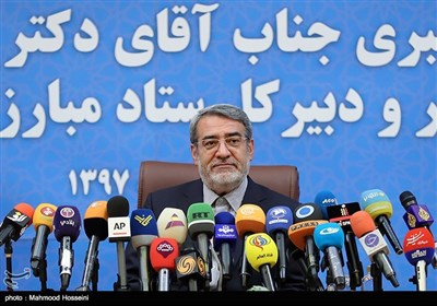 وزیر الداخلیة: ایران سترد بحزم على المجموعات الارهابیة التکفیریة