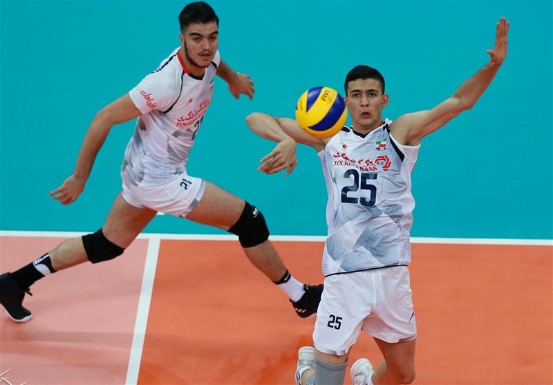Slovenian ACH Volley Signs Amir Hossein Toukhteh