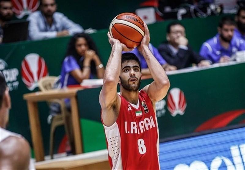 Behnam Yakhchali Says Gave Up Football for Basketball
