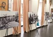 نمایشگاه عکس «سرچشمه سرخ» در مجموعه فرهنگی-هنری سرچشمه