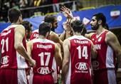 اعلام فهرست تیم ملی بسکتبال برای دیدار با قزاقستان