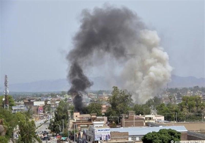 افغانستان کے صوبہ ننگرہار میں الیکشن کمیشن آفس پرخودکش حملہ