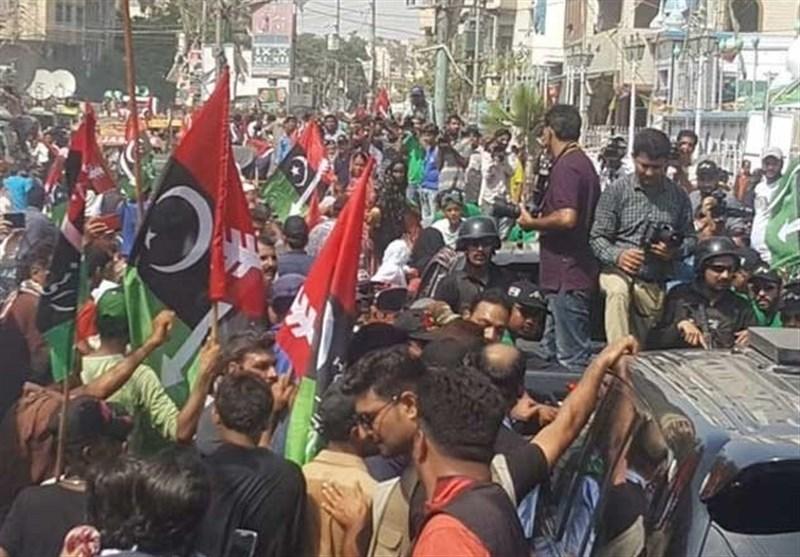 اعتراض حزب مردم به احتمال جدا شدن شهر کراچی از ایالت سند