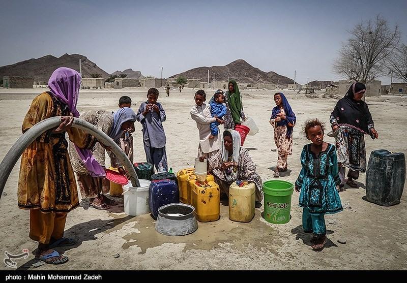 بحران آب در بلوچستان| 8000 روستایی محروم بلوچستان تشنه بازسازی یک خط انتقال آب + فیلم
