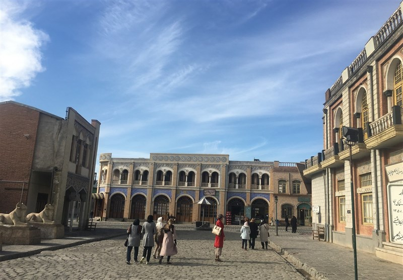 Iran's Ghazali Cinema Town - Tasnim News Agency