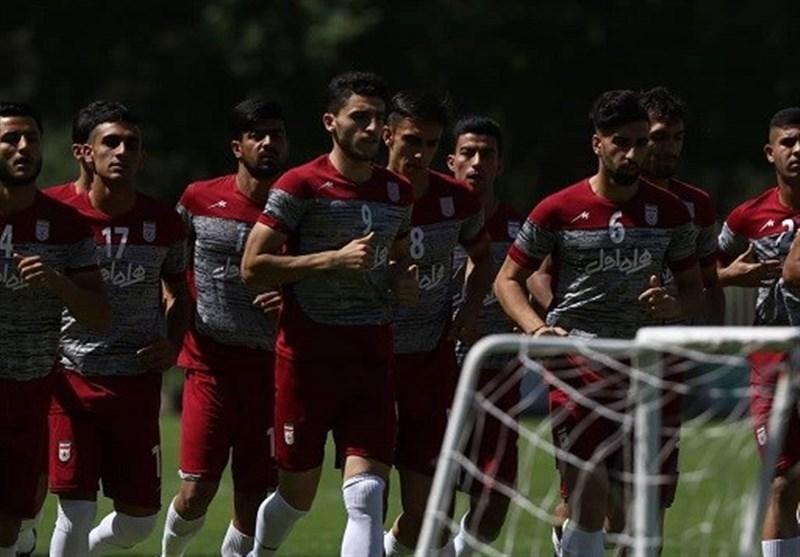 همگروهی تیم فوتبال امید با میانمار، عربستان و کره شمالی در بازیهای آسیایی 2018