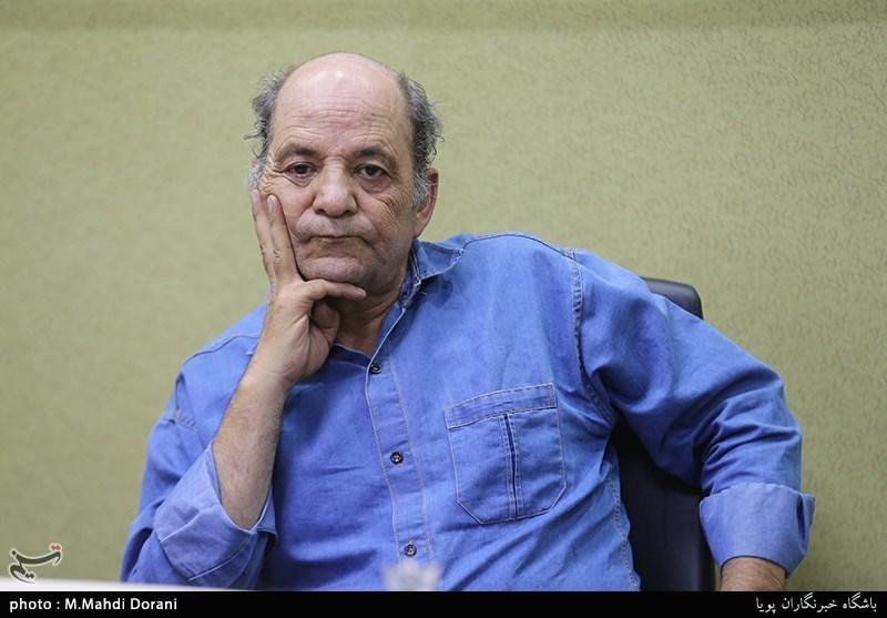 """بهرام ابراهیمی از فیلم """"مارمولک"""" تا نقش مهندس بازرگان/ دلخورم که فیلمنامهنویسی و سریال را شوخی میگیرند"""