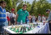 قائم مقامی به صدر جدول مسابقات شطرنج قائم کاپ رسید