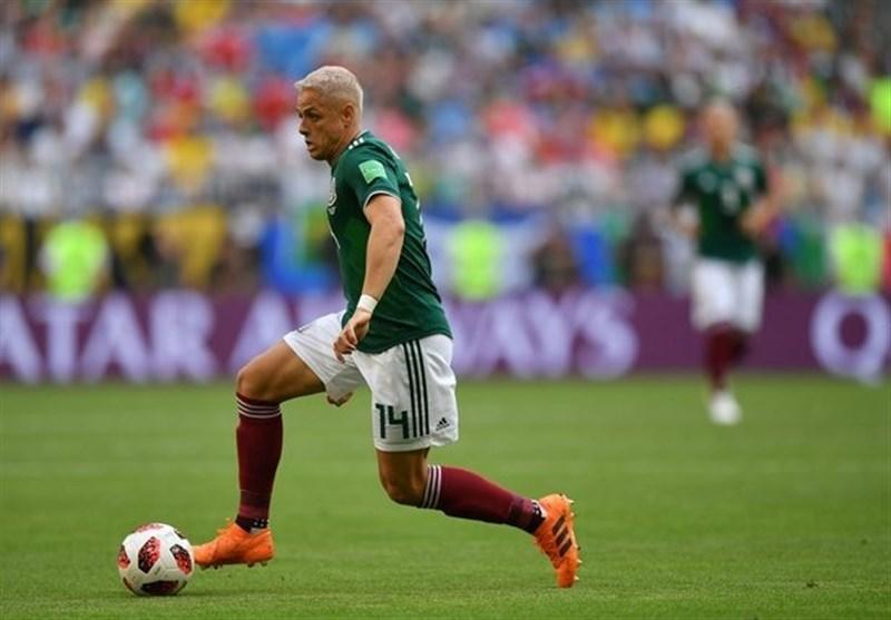 چیچاریتو: میخواهم در جام جهانی 2022 بازی کنم