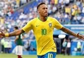 فوتبال جهان| نیمار کاپیتان برزیل شد