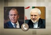 ظریف ولافروف یؤکدان ضرورة عودة جمیع أطراف الاتفاق النووی إلى التزاماتها