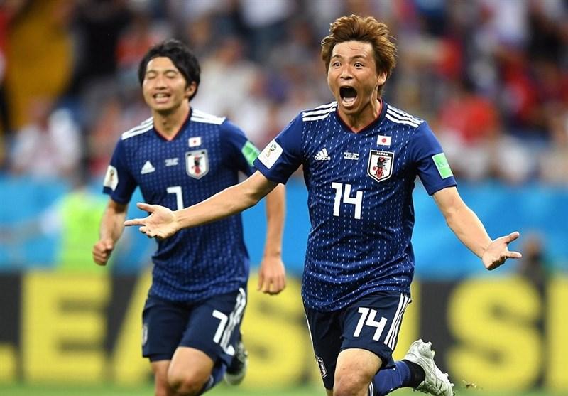 ژاپن و بلژیک