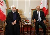 Iran, Switzerland Discuss Boosting Ties