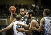 حضور ستاره سینمای ایران در اردوی تیم ملی بسکتبال + عکس